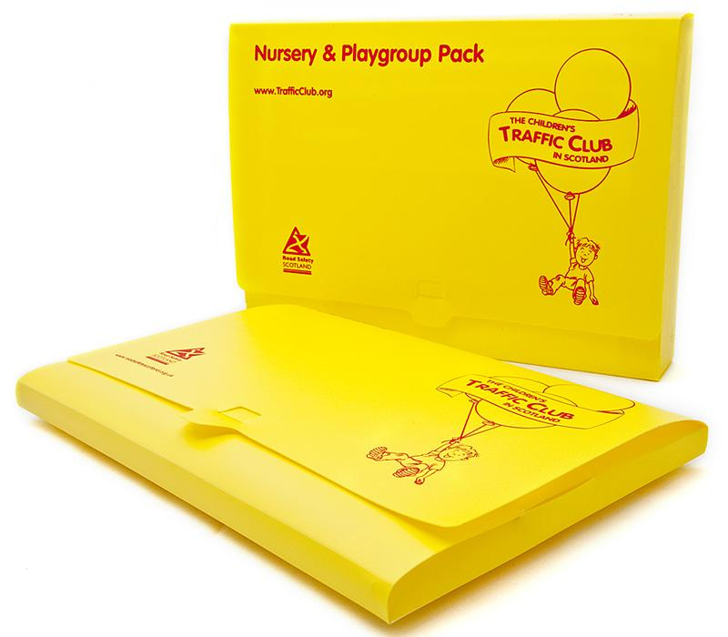 custom made conference box in yellow Polypropylene