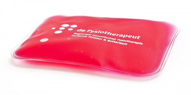 Bespoke cold packs and bruise soothers
