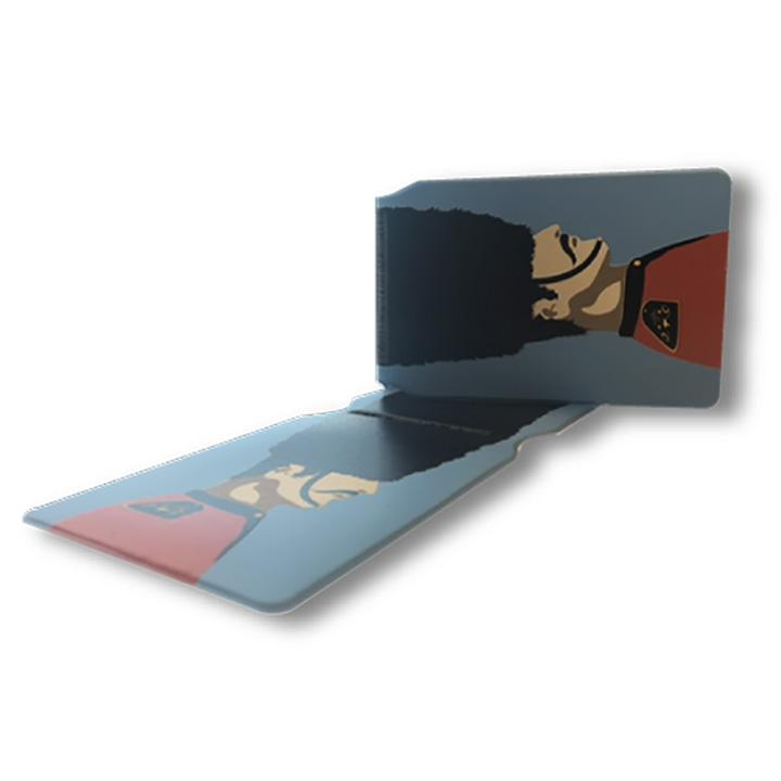 full colour promotional oyster card wallets
